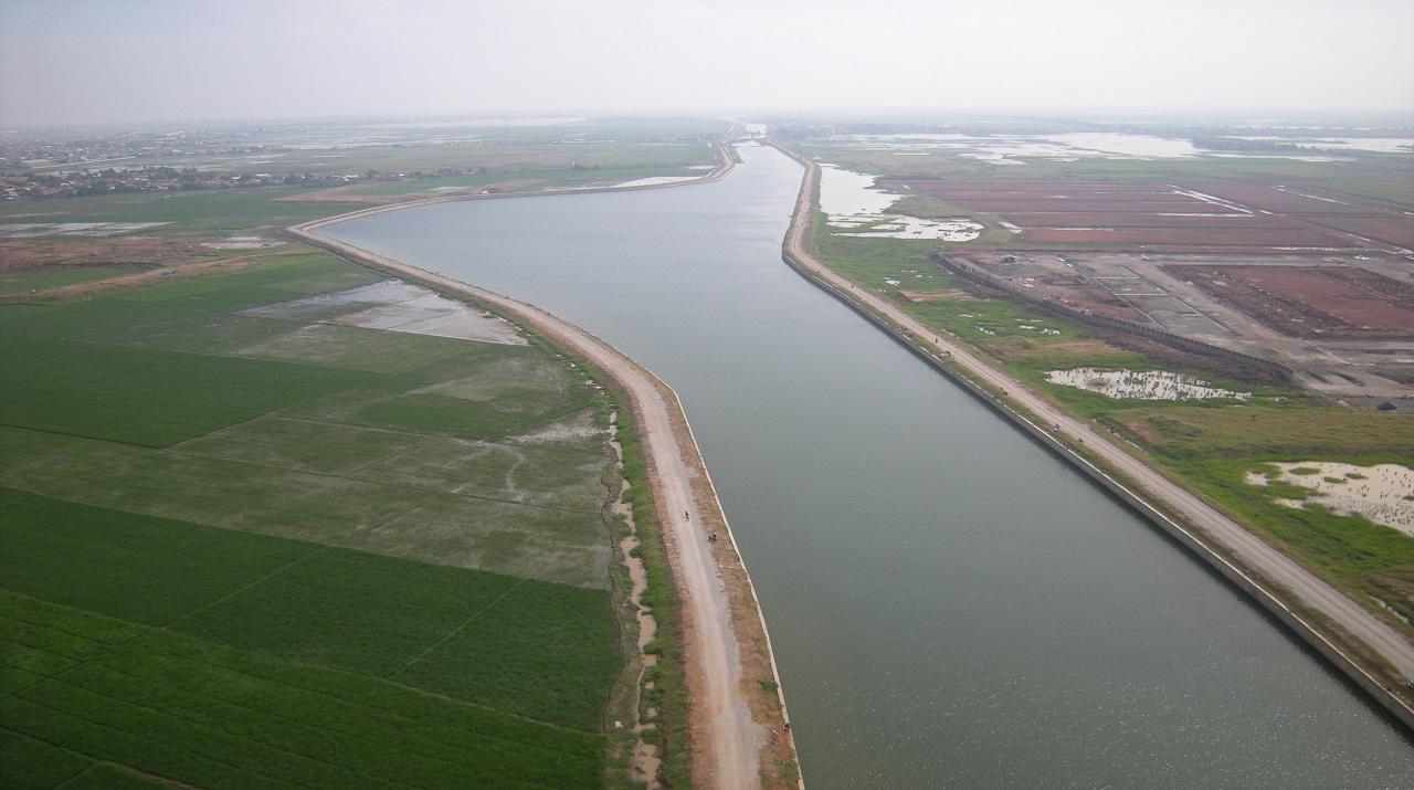 Banjir Kanal Timur Jakarta