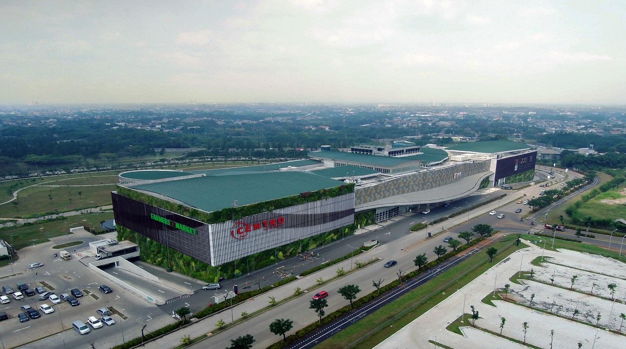 Mall Bintaro Exchange Tangerang Selatan Banten