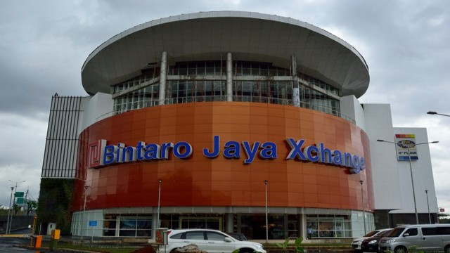 Mall Bintaro Exchange