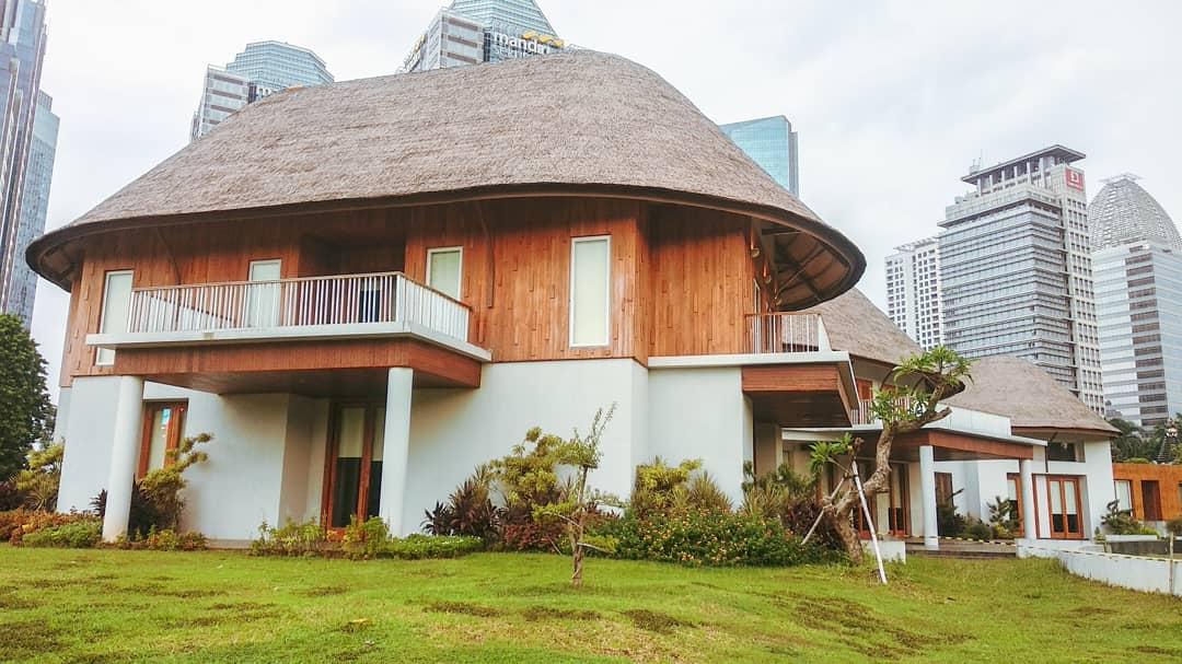 Cofftea House Gelora Bung Karno Jakarta