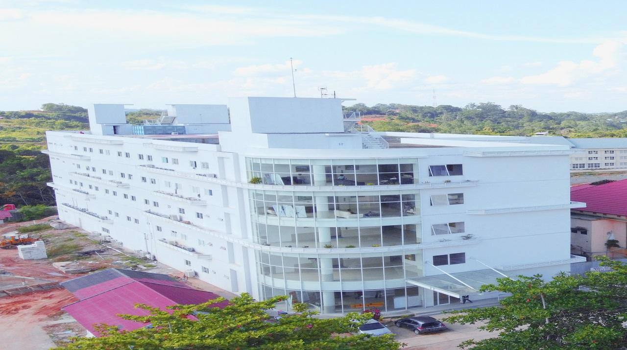 RSUD (Rumah Sakit Umum Daerah) Muara Teweh Kalimantan