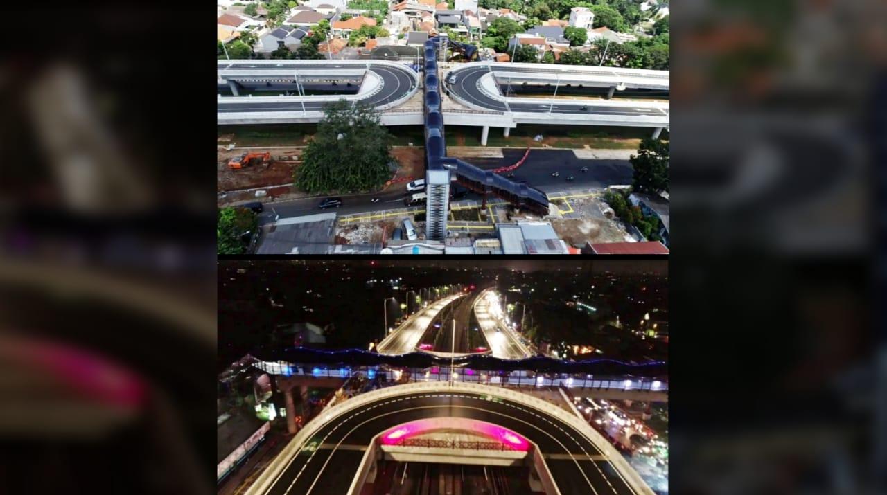 Jalan Layang Tapal Kuda Jakarta