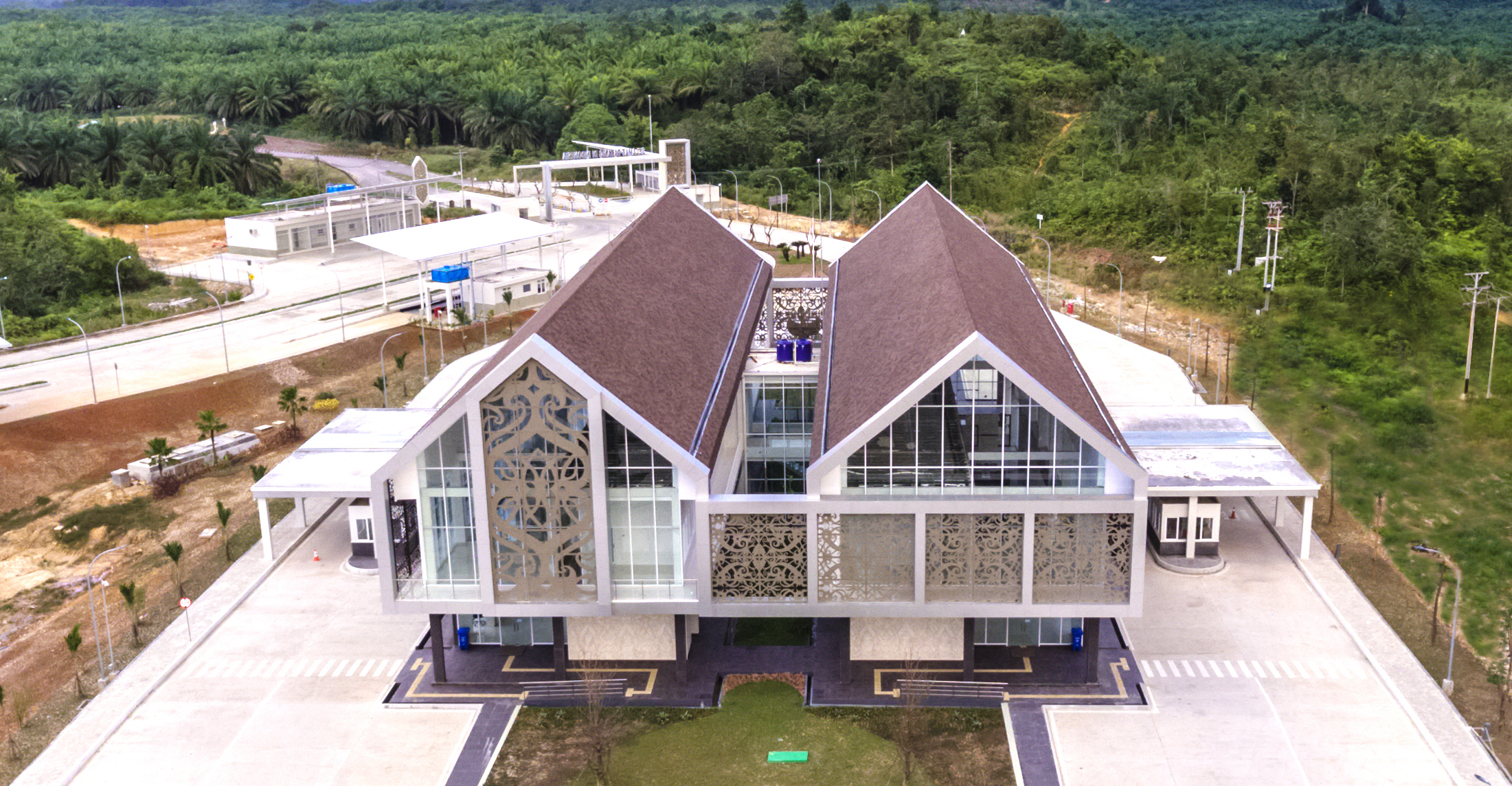 PLBN Badau Kalimantan