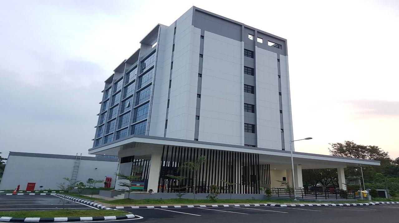 Kantor Dinas PU Banten