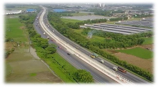 Ruas Tol Cikupa Balaraja Barat Tangerang Banten