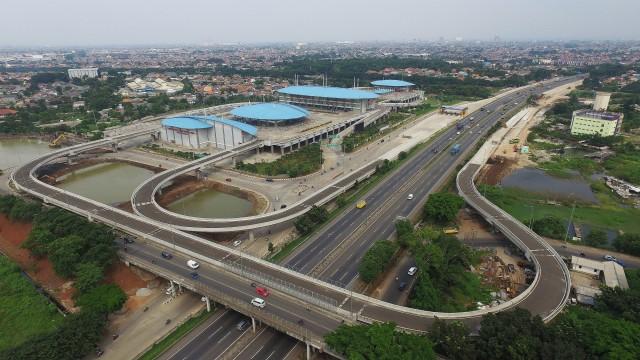 Akses & Terminal Pulo Gebang